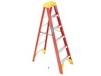 EXTRA HEAVY DUTY FIBERGLASS STEP LADDERS
